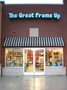 Great Frame Up - Utica, MI