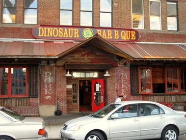 Dinosaur Bar B Que - New York, NY