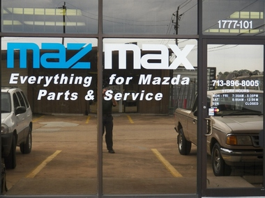 Maz-Max Inc - Houston, TX