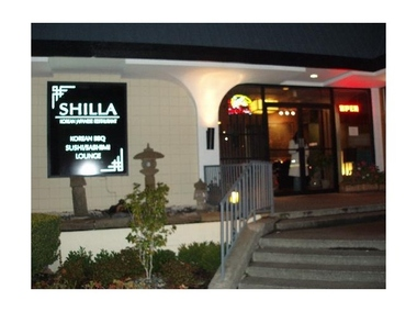 Shilla Restaurant Downtown - Seattle, WA