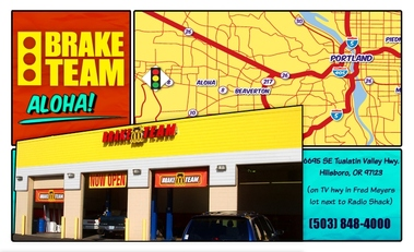 Brake Team - Hillsboro, OR