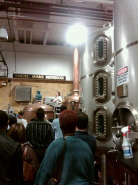 Samuel Adams Brewery Co - Jamaica Plain, MA