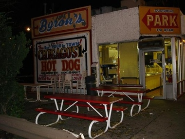 Byron's Hot Dogs - Chicago, IL