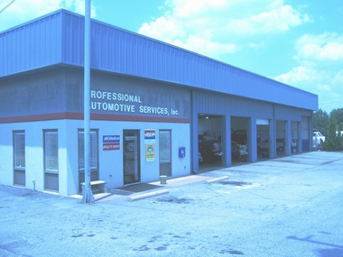 Professional Automotive Services Inc - Greenwood, SC