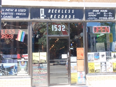 Reckless Records - Chicago, IL