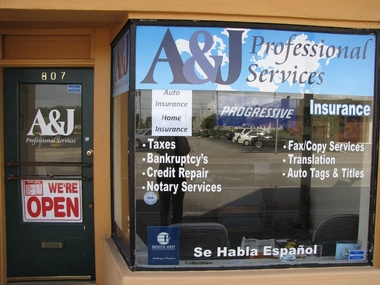 A & J Insurance Services - Lake Worth, FL