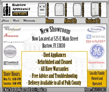 Affordable Appliance & Parts - Lakeland, FL