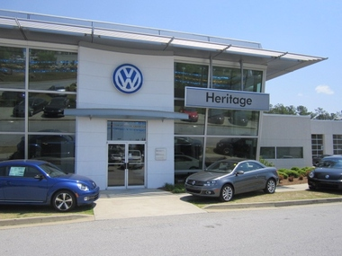 Heritage Volkswagen-Union City
