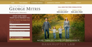 George Mitris Esq., Llm Attorney & Counselor At Law - Rochester, NY