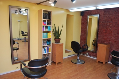 Aerea Salon In New York Ny 10010 Citysearch