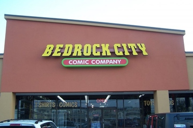 Bedrock City Comic Co - Houston, TX