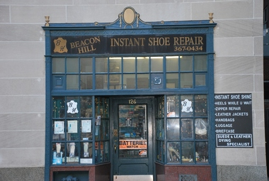 Beacon Hill Instant Shoe Repair - Boston, MA