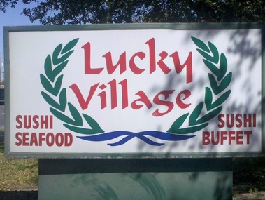 Lucky Village Buffet - Houston, TX