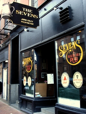 The Sevens Ale House