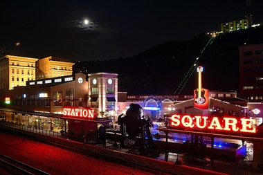 Restaurants In Pittsburgh Pa Station Square