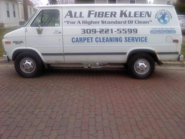 All Fiber Kleen Carpet Cleaning Service - Galesburg, IL