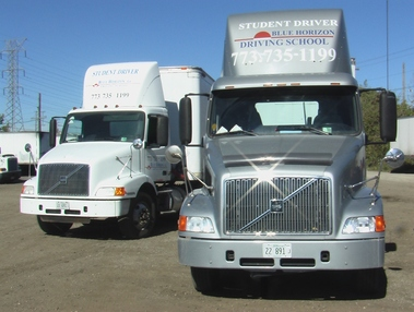 Blue Horizon Truck Driving School