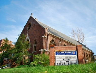St Andrews Episcopal Church - Edwardsville, IL