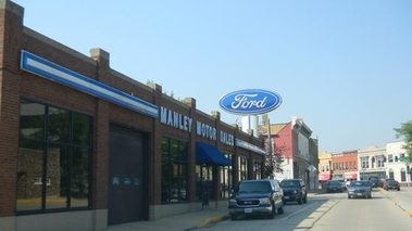 Manley Motors Sales Co Ford - Belvidere, IL
