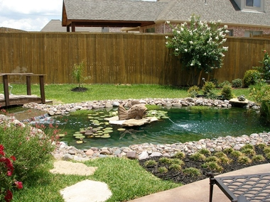 Pond Depot / Sublime Water Garden   Flower Mound, TX