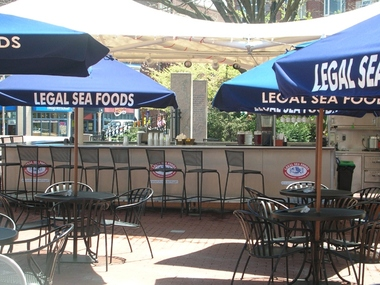 Legal Sea Foods - Charles Square - Cambridge, MA