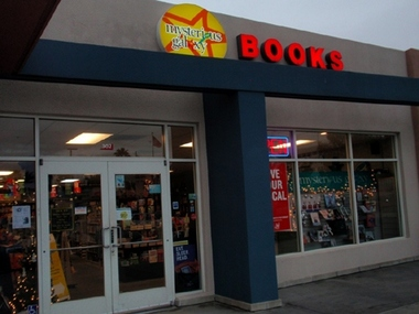 Mysterious Galaxy Book Store - San Diego, CA