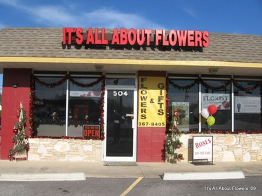 It's All About Flowers - Universal City, TX