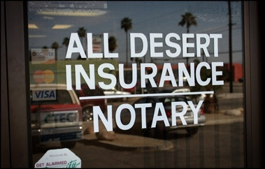 All Desert Insurance Services - Indio, CA