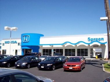 Spreen honda loma linda ca for Honda of redlands