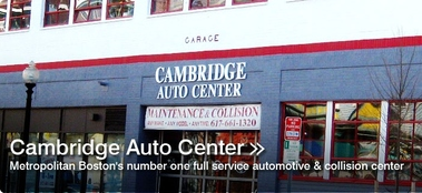Cambridge Auto Center - Cambridge, MA
