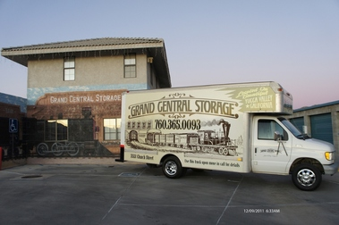 Grand Central Storage - Yucca Valley, CA