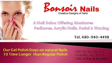 Bonsoir Nails - Chandler, AZ