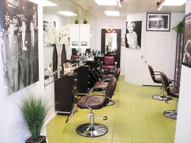 Pascal's Barber Salon - Beverly Hills, CA