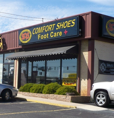 Foot Care Plus Sas Shoes - Huntsville, AL