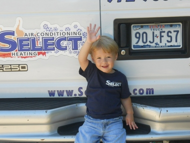 Select Air Conditioning & Heating - Lewisville, TX
