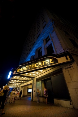 Citi Performing Arts Center-Wang Theatre - Boston, MA