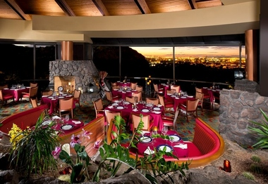 Top Of The Rock Restaurant At The Marriott Buttes Resort 18