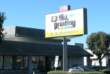 Apollo Printing & Graphics And S&s Printers - Anaheim, CA