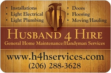 Husband for Hire - Maple Valley, WA