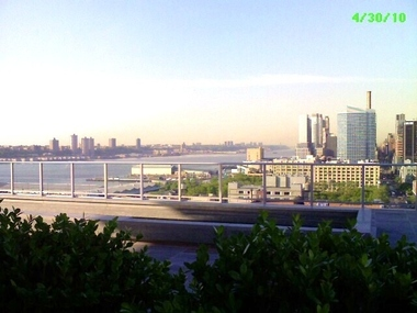 Hudson River Park Greenway - New York, NY