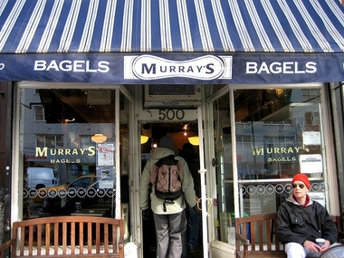 Murray's Bagels - New York, NY