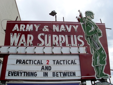 Friedman's Army Navy Store - Nashville, TN