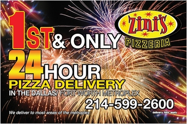 Zini's Pizzeria - Dallas, TX