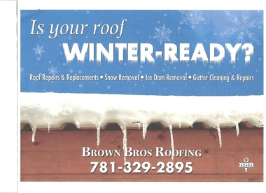 Brown Brothers Roofing - Dedham, MA