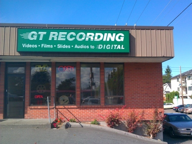 GT Recording Service - Seattle, WA