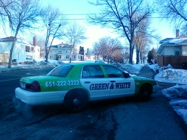 Green & White Taxi CO - Saint Paul, MN