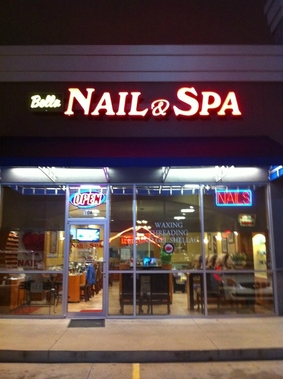 Luxury Nails & Spa - Shreveport, LA