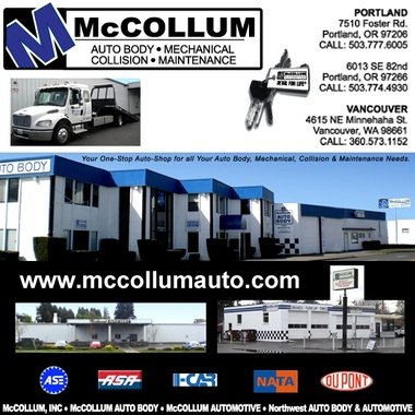Mccollum Auto Body - Portland, OR