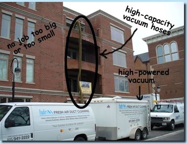 FRESH AIR DUCT CLEANING - Joliet, IL