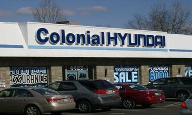 Colonial Hyundai of Downingtown